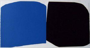 Bleu-violet - BORDARIER Daniel