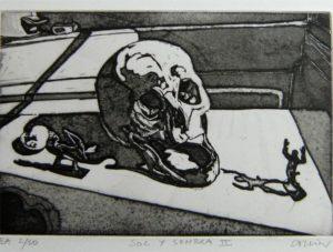 COLLIN Pierre - Sol-y-sombra,-le-crane