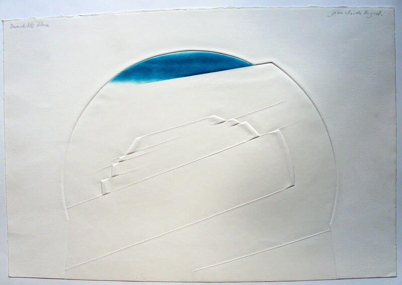 REYNAL Jean-Claude_Immobilité bleue