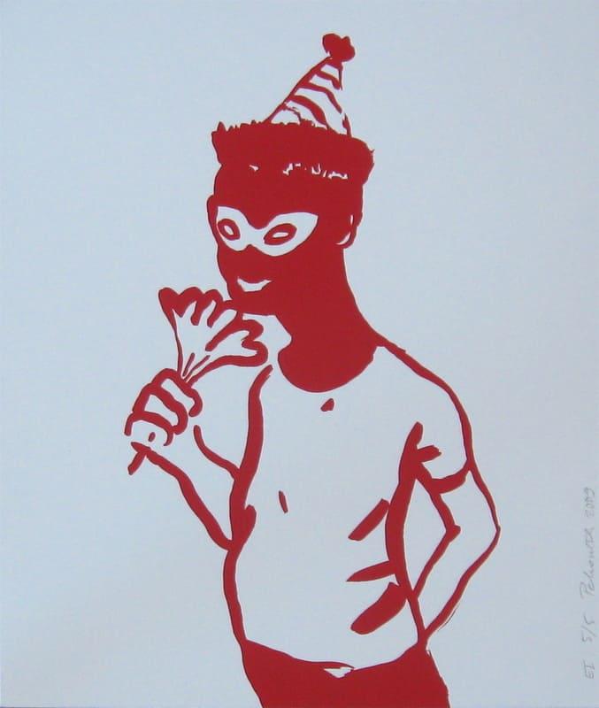 PETROVITCH Françoise_Rougir Homme masqué