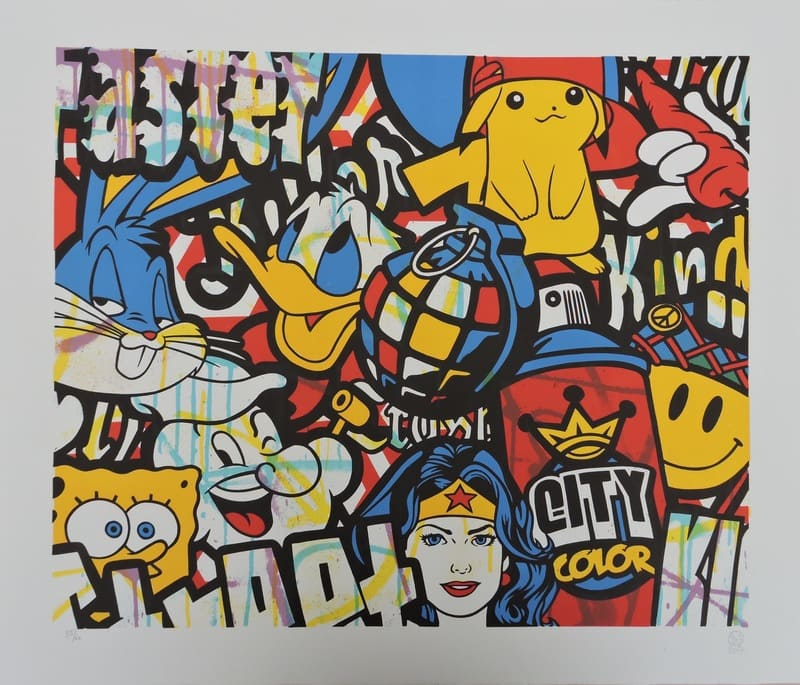 SPEEDY GRAPHITO_Heroic color