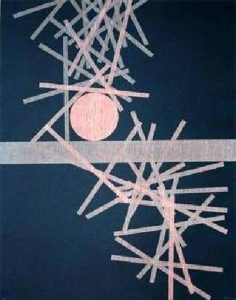 Quarante barres et un cercle - BURY Pol