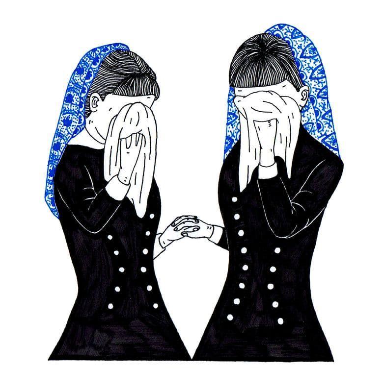 JACQUOT Faustine_Les pleureuses