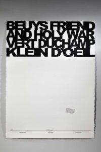 LASZLO Jean Noel-Beuys-Friend