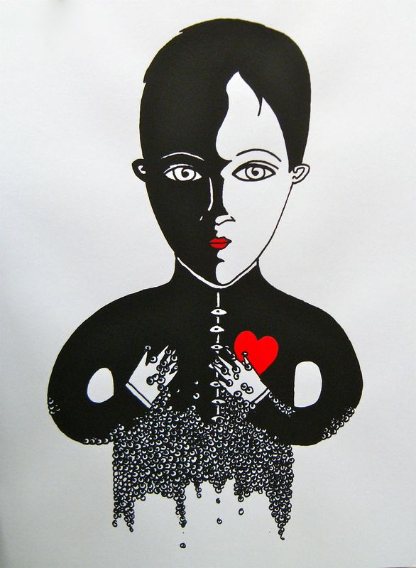 LE CHEVALIER Fred_ Fier de coeur